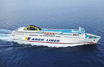 ANEK Lines Fracht