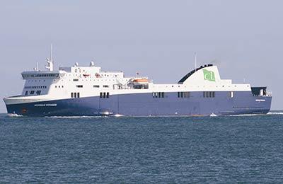 Celtic Link Lkwfähren
