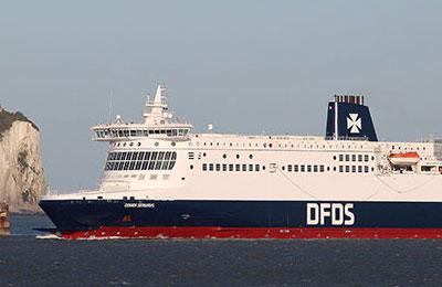 DFDS Seaways Fracht