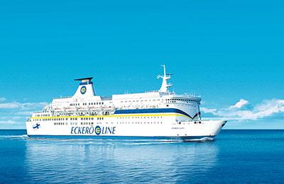 Eckerö Line Fracht Fähren