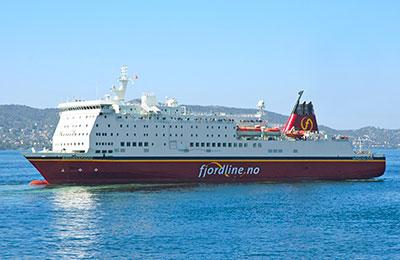Fjordline Fracht Fähren