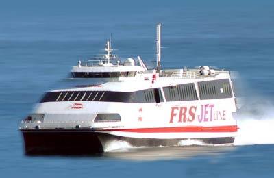 FRS Lkw Fähren