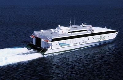 Irish Ferries Lkw Fähren