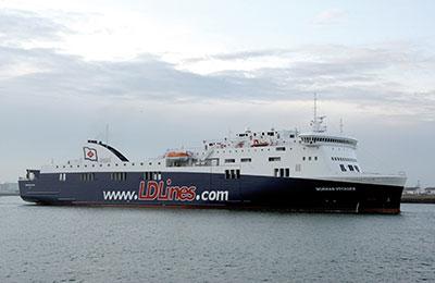 LD Lines Lkwfähren