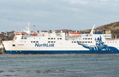 Northlink Ferries Fracht Fähren