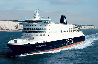 Norfolkline Ferries Fracht