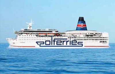 Polferries Fracht