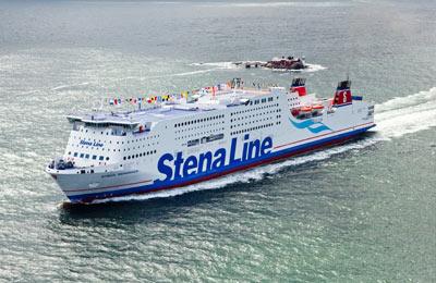 Stena Line Lkw Fähren