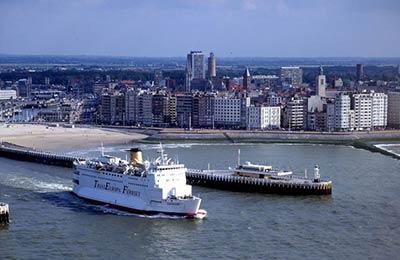 Transeuropa Ferries Lkw Fähren
