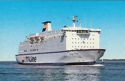TT Lines Fracht