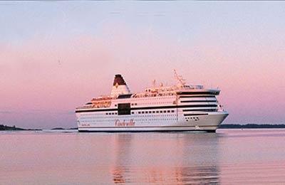 Viking Lines Frachtfähren